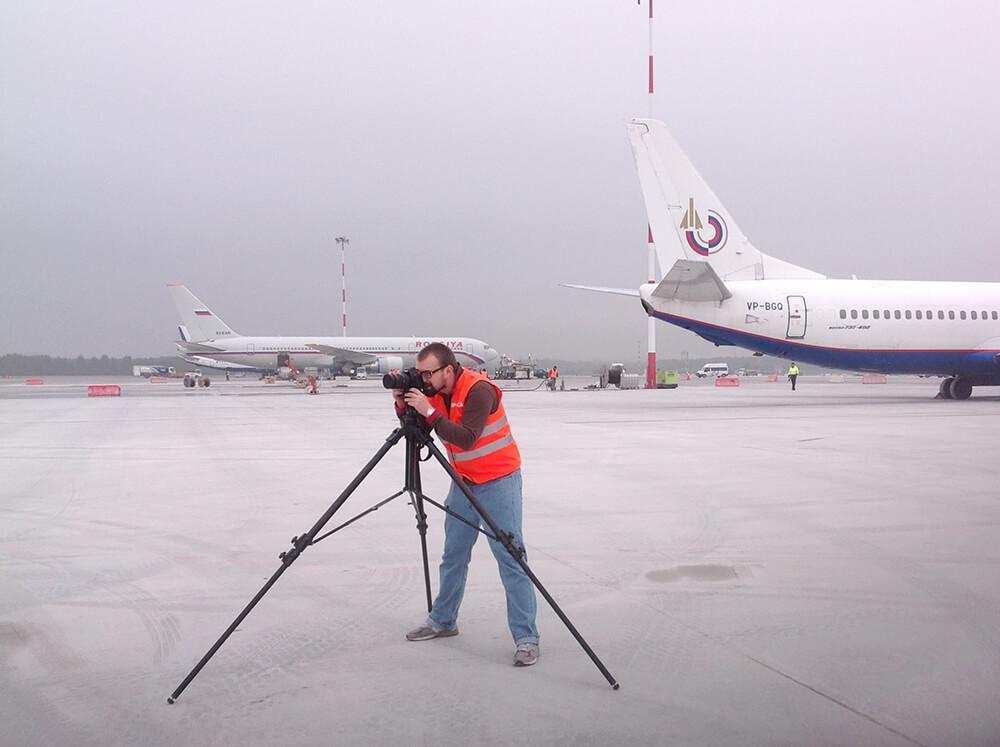 Работа в аэропорту
